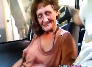 blarney sucking granny