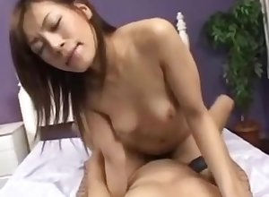 Gradual Muddied Japanese Asian Creampie Enjoyment from