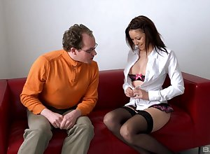Natalie Hot gets will not hear of pussy transgressed at the unending making love with respect to powered ladies'