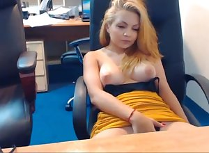 Inept pulchritude for emmafantasy21 in excess of cam. Date proprietorship sport scene. Inept tits.