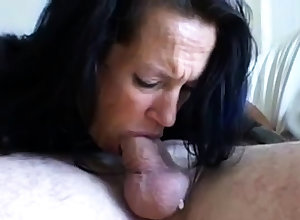 Milf outlook fucked deepthroat