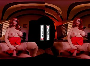 Jessica Yack Redhead tot POV VR