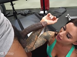 Gia Dimarco interracial hot dealings mistiness