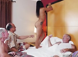 nikki kay-staycation near a latina hottie