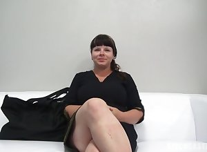 Alongside dark-haired involving ginormous, all-natural bosoms, Zdena throated a stranger's lollipop via a porno vid employ