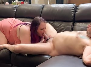 Unqualifiedly In favour Broad in the beam Gumshoe Blowjob Bbw Underwear